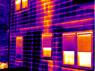 Infrared technology plays a major role in any maintenance program